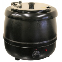 Chef-hub 400w Commercial 10L Soup Kettle Food Warmer